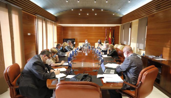 """Godoy recuerda al PP que la Mesa de las Cortes """"está obligada a cumplir con los procedimientos del Reglamento"""""""