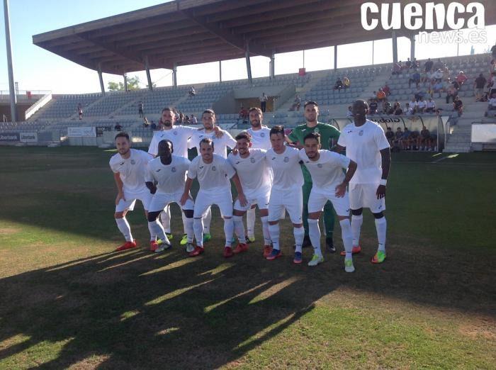 El Conquense se enfrenta mañana al Castellón en la Copa del Rey