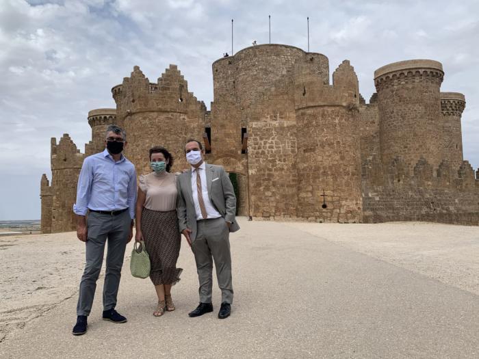 Bellido defiende el turismo limpio, no masivo y responsable de los pueblos de la región