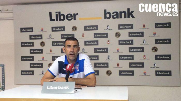 Sala de Prensa | David Pisonero- [Liberbank Cuenca 33- 34 Recoletas Atl. Valladolid]
