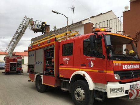 """El PSOE exige a Prieto y Huete que """"se sienten a hablar con los bomberos para buscar una solución a su situación laboral"""""""