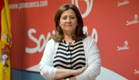 """Torralba contesta a Núñez que """"maltrato y desprecio a Cuenca es lo que hizo su madrina Cospedal"""""""