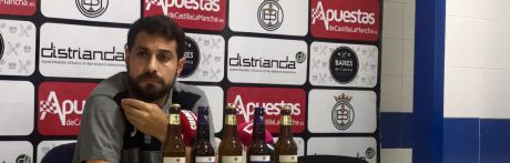 Sala de Prensa | Luis Ayllón - [U.B. Conquense 0 - 1 U.E Olot]