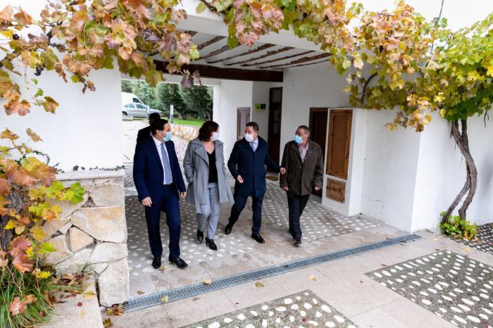La Junta presentará el proyecto del Parque Científico y Tecnológico de Cuenca a los fondos 'Next Generation UE'