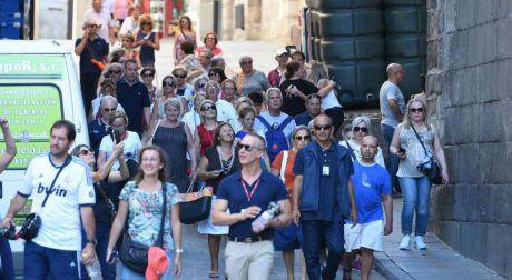 Castilla-La Mancha ha sido el tercer destino turístico más dinámico del país en el mes de agosto