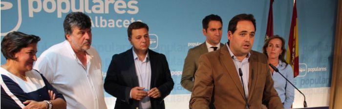 """Núñez asegura que """"hoy el PPCLM es un partido ilusionado, unido y que trabaja para ganar las autonómicas a Page y Podemos"""""""