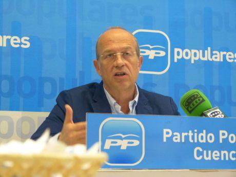"""Tortosa: """"Page no puede supeditar el desarrollo de Castilla-La Mancha a los vaivenes del Gobierno de Sánchez"""""""