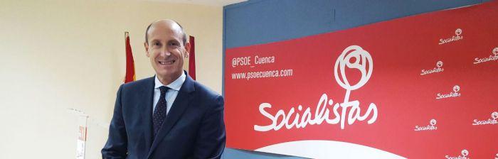 """El PSOE reprocha la """"hipocresía"""" de Prieto con la autovía Cuenca-Teruel"""