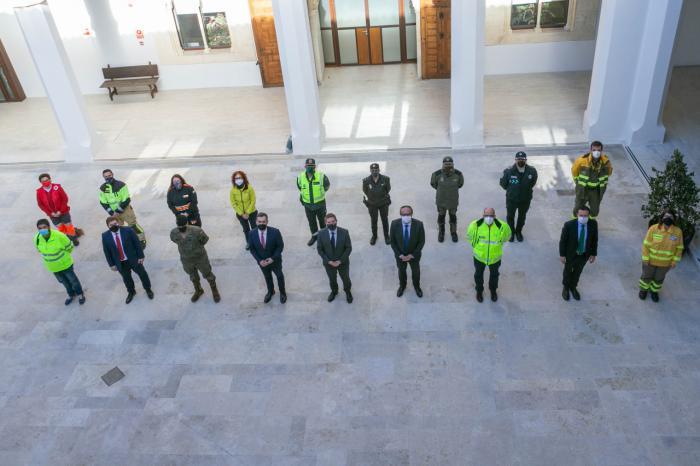 """Castilla-La Mancha agradece el esfuerzo realizado por el operativo 'Filomena' porque """"se han salvado muchas vidas"""""""