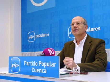 Tortosa denuncia que Page vuelve a situar a Castilla-La Mancha en el furgón de cola al crecer por debajo de la media nacional