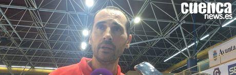 Sala de Prensa | César Montes - [Quabit Guadalajara 27- 27 Liberbank Cuenca]