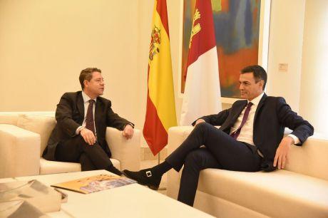 García-Page afirma que la Junta seguirá trabajado para poner fin al trasvase Tajo-Segura
