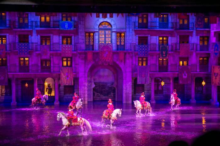 Puy du Fou reabre sus puertas a la ilusión con sorprendentes espectáculos