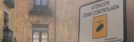 """El Grupo Municipal Socialista constata que el """"aluvión"""" de multas se debe a deficiencias en el sistema de cámaras del Casco"""