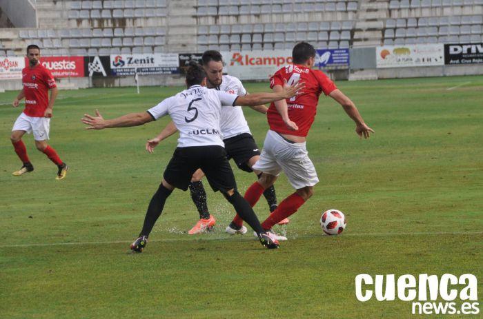 El Conquense recibe al Espanyol B con la obligación de ganar