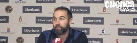 Sala de Prensa | Miguel Ángel Velasco Encinas - [Liberbank Cuenca 25- 25 BM. Logroño La Rioja]