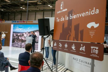 Castilla-La Mancha valora Fitur 2021 como plataforma para el impulso del negocio turístico a través de sus nuevas herramientas de promoción