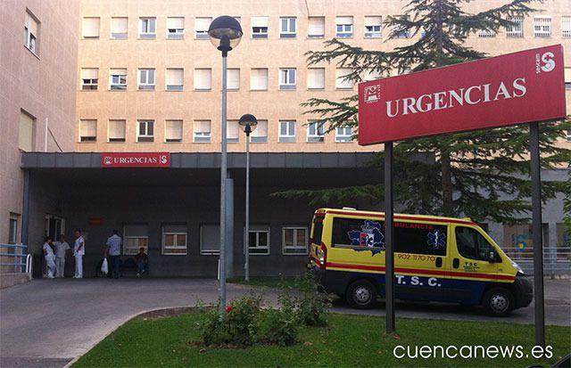 Sigue ingresada la mujer embarazada que resultó herida en un accidente de tráfico en la capital