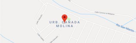 Dos personas amordazadas y maniatadas por 4 encapuchados que robaron en su casa en la urbanización Cañada Molina