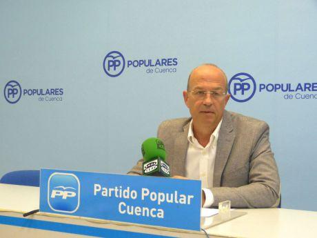Tortosa lamenta que Page haya sido incapaz de sacar ni una sola propuesta para afrontar el futuro más inmediato de Castilla-La Mancha