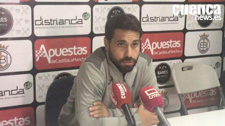 Sala de Prensa | Luis Ayllón - [U.B. Conquense 2 – 1 C.D. Teruel]