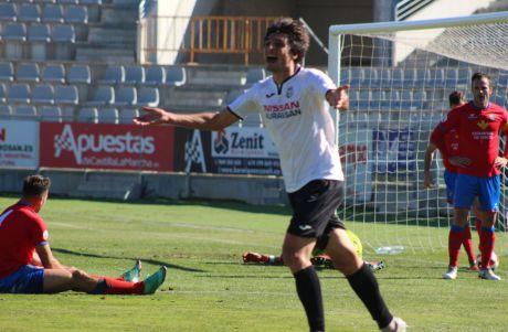 El Conquense volvió a sonreír ante un combativo Teruel (2-1)