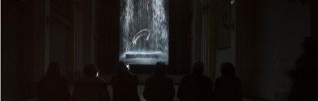 Cerca de 3.000 personas visitaron la obra de Bill Viola en Cuenca durante el puente de Todos los Santos