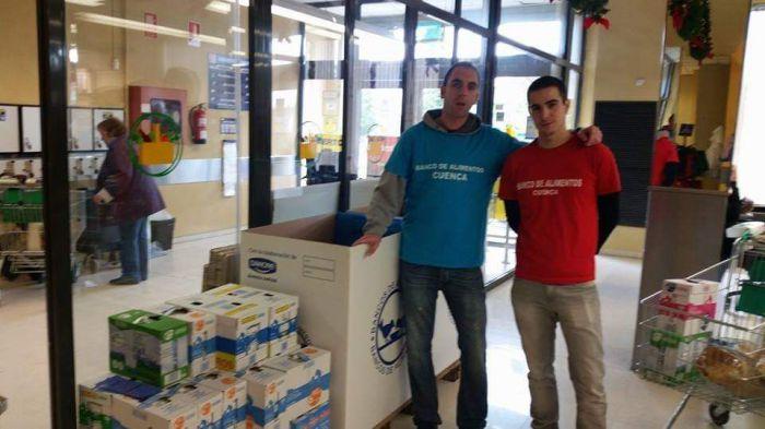 El Banco de Alimentos busca 250 voluntarios para los días 30 de noviembre y 1 de diciembre