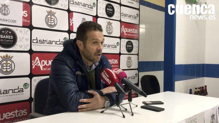 Sala de Prensa   Tevenet - [U.B. Conquense 2 – 0 Atlético Levante]