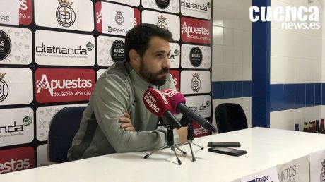 Sala de Prensa | Luis Ayllón - [U.B. Conquense 2 – 0 Atlético Levante]