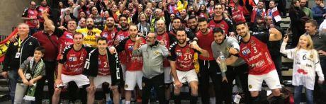 Histórico primer triunfo del Liberbank Cuenca en su debut europeo (29-34)