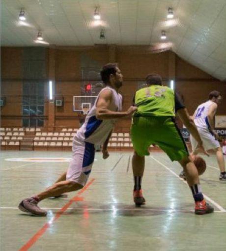 El C.B. Cuenca no pudo aguantar el ritmo de un partido que jugó como los ángeles