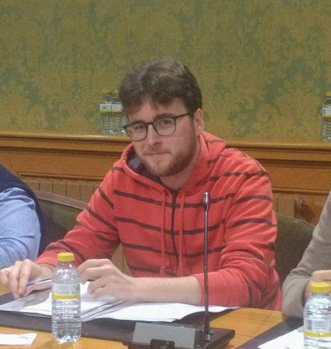Pablo García Rubio, candidato a las primarias de IU para la Alcaldía de Cuenca
