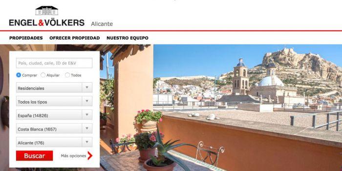 Inmobiliaria de lujo en Alicante Engel & Völkers