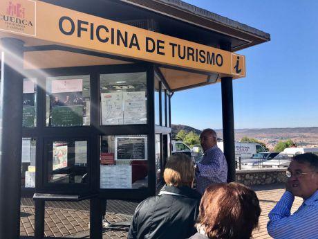 Segarra atribuye los buenos resultado turísticos a la intensa promoción que se realiza desde el Ayuntamiento