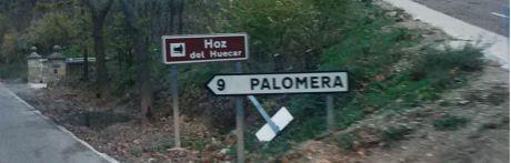 Solicitan al Ayuntamiento capitalino y a la Diputación que arreglen el camino entre Cuenca y Palomera