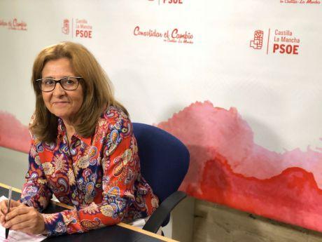 """El PSOE valora el descenso del paro """"gracias a las medidas de García-Page y pese a las zancadillas de Prieto"""""""