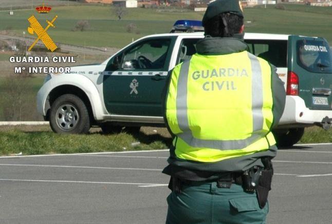 La Guardia Civil rescata a una mujer que se había desorientado en el embalse de Peñarroya