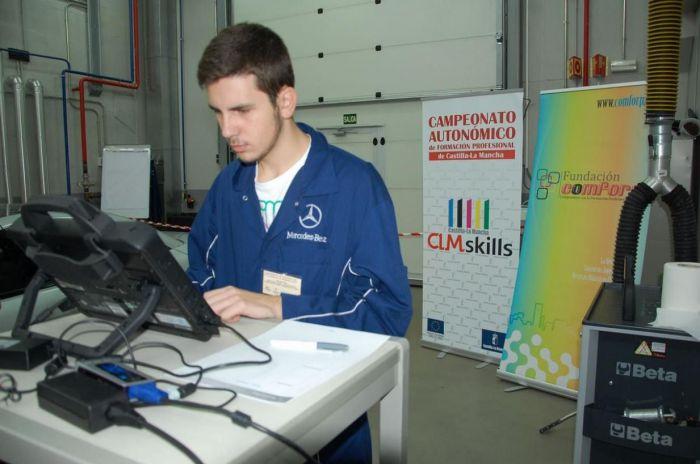 Castilla-La Mancha abre el próximo lunes 10 el plazo de presentación de solicitudes de los Premios extraordinarios de FP de Grado Superior