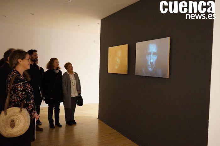 El Museo de Arte Abstracto muestra su satisfacción tras las primeras semanas de la exposición 'Vía Mística'
