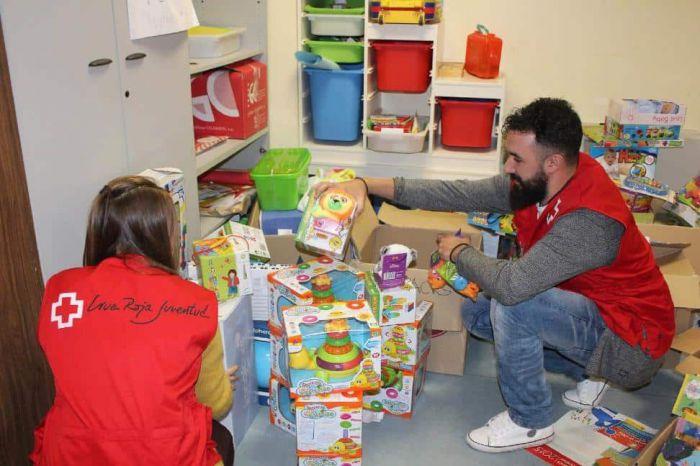 Cruz Roja necesita juguetes nuevos para 360 niños y niñas