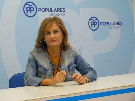 """Martínez: """"Los 8.503 funcionarios de Cuenca son los grandes afectados por las políticas socialistas de Page y Sánchez"""""""