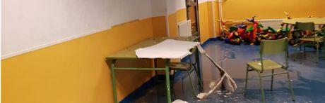 Ciudadanos pide que se convoque mensualmente la comisión técnica creada por la Junta y el Ayuntamiento para el mantenimiento de los colegios