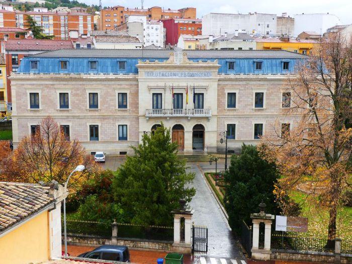 La Diputación tendrá 82,4 millones de euros de presupuesto en 2019