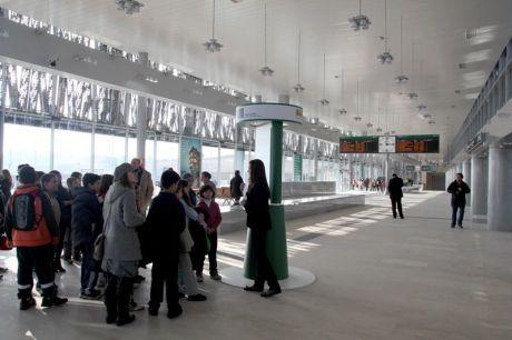Más de 2,1 millones de clientes han viajado en los trenes de Alta Velocidad con origen y destino Cuenca durante los ocho años de funcionamiento