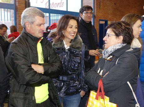Ciudadanos critica que el PP dé notoriedad a su candidata a la Alcaldía en actos públicos como si se tratara de un cargo electo