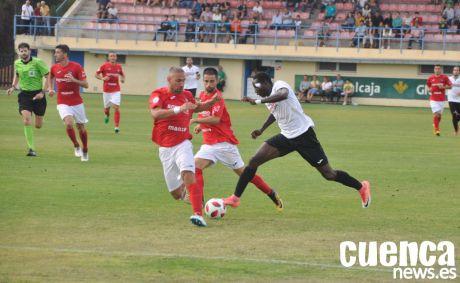 Empate y gracias en La Fuensanta (0-0)