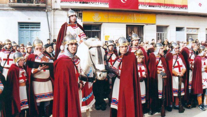 Valverde de Júcar celebra las primeras fiestas de moros y cristianos del año