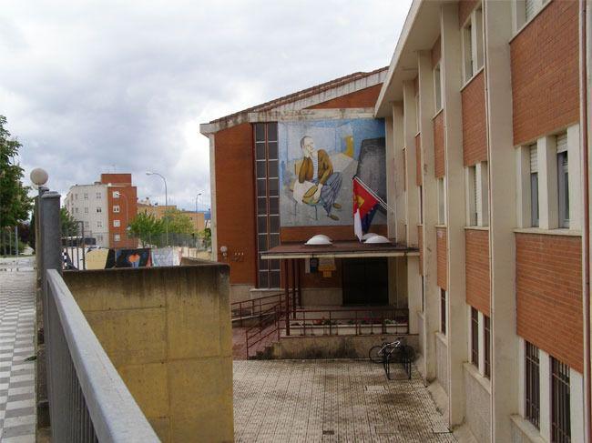 Los alumnos del IES Santiago Grisolia empiezan el año sin calefacción