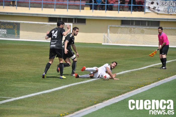 Copa Federación | El Conquense gana autoestima arrancando un empate en Llagostera (1-1)